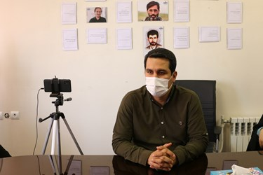 سید ناصر نعمتی، مدیر خبرگزاری فارس خراسان رضوی