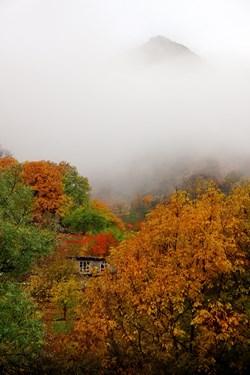 طبیعت پاییزی منطقه هورامان