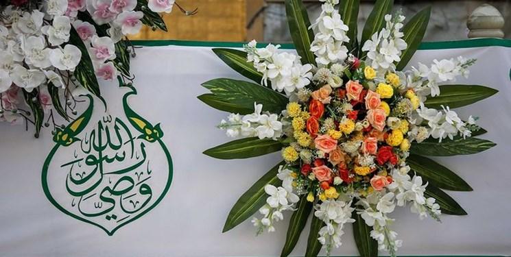 جشن شب عیدغدیر ایرانیان در نجف برگزار میشود