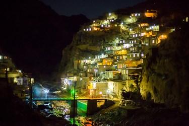 هورامان  روستای پالنگان