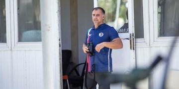 عذرخواهی سرمربی تیم ملی ریکرو به خاطر عملکرد وزیری