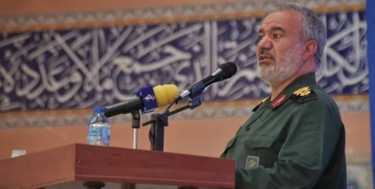 سردار فدوی: بزرگترین دشمنیها در این ۴۲ سال، علیه جمهوری اسلامی ایران صورت گرفته است