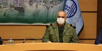 آمادگی 100 درصدی سپاه در واکسینه کردن مردم