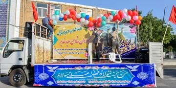 راهاندازی کاروان شادی در 30 نقطه تهران به مناسبت عیدغدیر