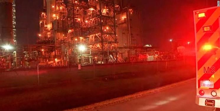 نشت مواد شیمیایی در تگزاس با حداقل دو کشته و دهها زخمی