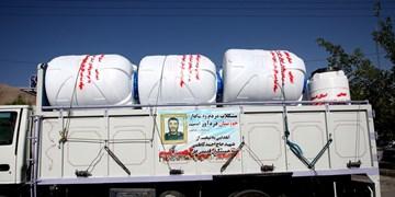 ارسال 300 تانکر آب سپاه صاحبالزمان(عج) اصفهان به خوزستان