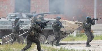 تداوم گامهای تنشزای اوکراین با برگزاری رزمایش با آمریکا
