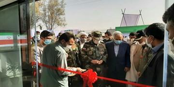 افتتاح دومین بیمارستان تنفسی 60 تختخوابی نیروی زمینی ارتش