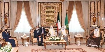 دیدار بلینکن با امیر و ولیعهد کویت با محوریت «آخرین تحولات منطقه»