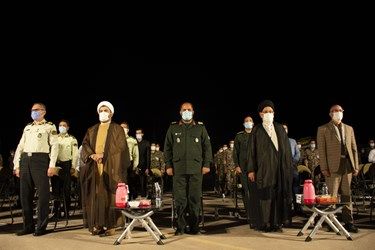 سالروز تشیکل تیپ پیاده 18 الغدیر استان یزد