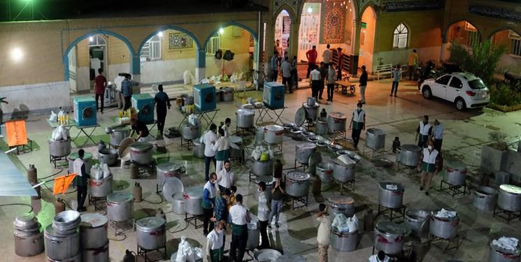 اطعام غدیر به همت خادمان رضوی / طبخ و توزیع یک میلیون وعده غذای متبرک رضوی در سراسر کشور