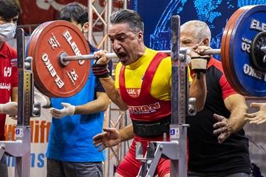 مسابقات پاورلیفتینگ جام باشگاههای جهان در وزن منهای59 و 66 کیلوگرم