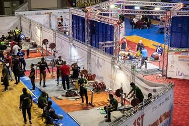 مسابقات پاورلیفتینگ جام باشگاههای جهان در ارومیه
