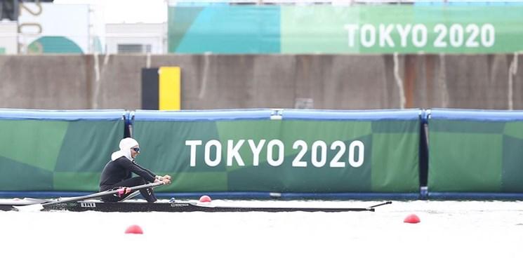 المپیک توکیو  بانوی قایقران: ما دختران هم میتوانیم در المپیک بدرخشیم/ اردوهای خوبی نداشتیم
