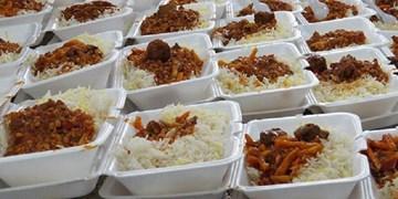 توزیع ده هزار وعده غذایی توسط سپاه استان ایلام بین زوار اربعین