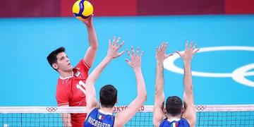 المپیک توکیو| آمار به سود لاجوردیپوشان/ چرا والیبال به ایتالیا باخت؟