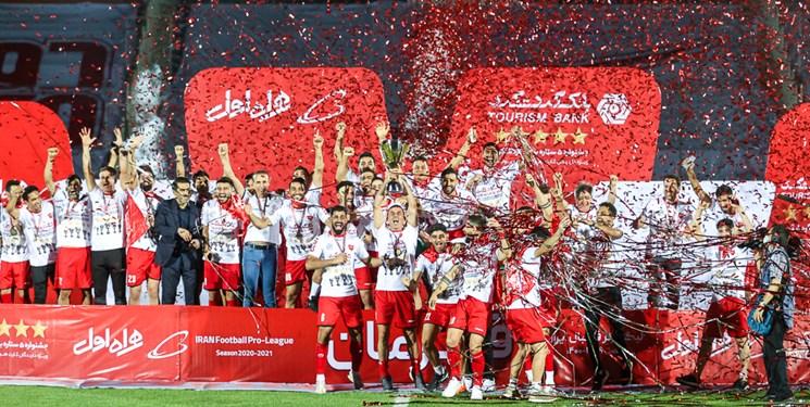 تبریک توئیتر لیگ قهرمانان آسیا به پرسپولیس بابت قهرمانی در لیگ ایران + عکس