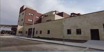 فیلم| افتتاح بیمارستان ناتمام تنها برای ثبت در ویترین عملکرد