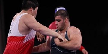 المپیک توکیو| میرزازاده به برنز هم نرسید/ کشتی همچنان در انتظار مدال