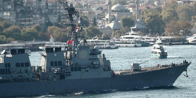 خطای عمدی در موقعیتنمایی کشتی های جنگی ممکن است منجر به جنگ شود