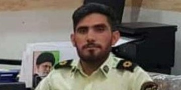شهادت یک مامور نیروی انتظامی در دزفول