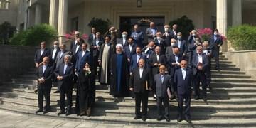 واکنش کاربران به آخرین جلسه هیئت دولت روحانی/ قفلی رو قفلها زد و رفت!