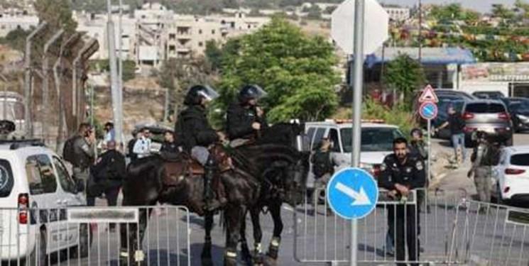 رژیم صهیونیستی محله شیخ جراح را تحت محاصره کامل درآورد