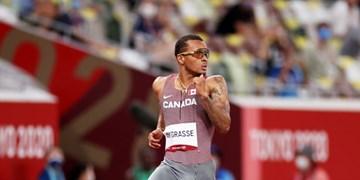 المپیک توکیو| چرا دوومیدانی کاران در مسابقات شب هم عینک آفتابی میزنند؟