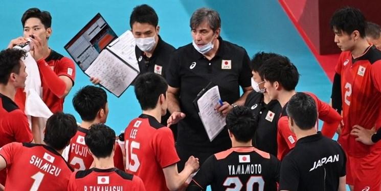المپیک توکیو|تمجید مربی ژاپن از میثم صالحی/بلان: برای تحقق رویایمان چارهای جز پیروزی نداشتیم
