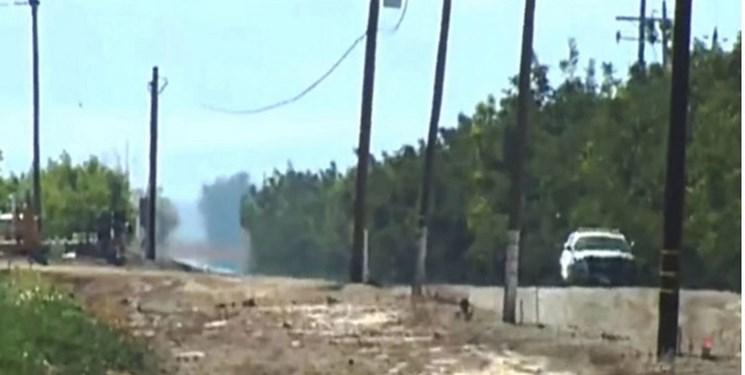 سقوط بالگرد در کالیفرنیا؛ چهار نفر کشته شدند