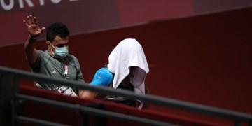المپیک توکیو| گریههای گرایی پس از ناکامی در کسب مدال طلا
