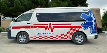 اعزام 20 دستگاه آمبولانس به مرز مهران برای خدمت به زوار