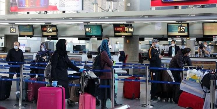 آزمایش کرونا از زائران ایرانی در فرودگاه بغداد و نجف لغو شد+سند