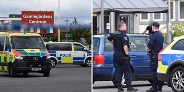 دو مجروح در جریان تیراندازی در سوئد
