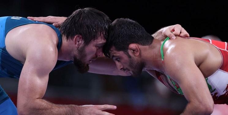 المپیک توکیو | حسن یزدانی در آستانه تاریخ سازی/ شاه کشتی فینالیست شد