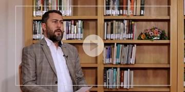شعر خوانی احمد بابایی در روز مباهله