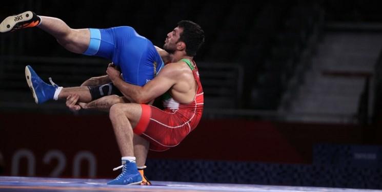 المپیک توکیو  شاه کشتی فینالیست شد/ یزدانی رکوردشکنی میکند؟