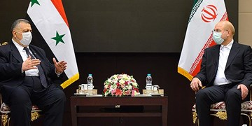 دولت و مجلس ایران تاکید ویژهای بر توسعه تبادلات اقتصادی با سوریه دارند