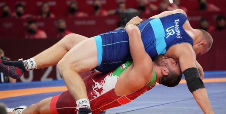 المپیک توکیو| زارع راهی دور دوم شد