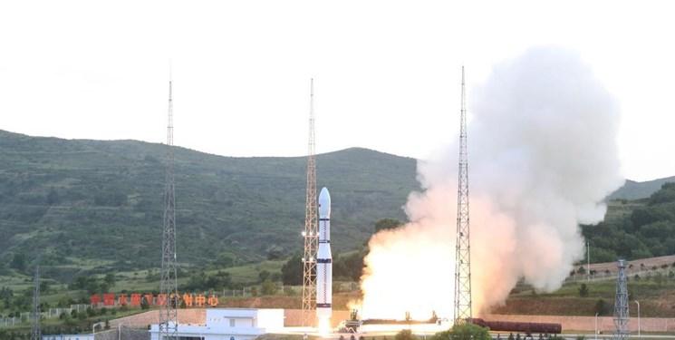دو ماهواره چند رسانهای به فضا رفت