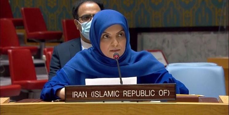 نماینده ایران: همه نیروهای خارجی ناخوانده بدون هیچ پیش شرط خاک سوریه را ترک کنند