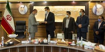 فیلم مراسم تحلیف اعضای ششمین دوره شورای اسلامی شهر جهانی یزد
