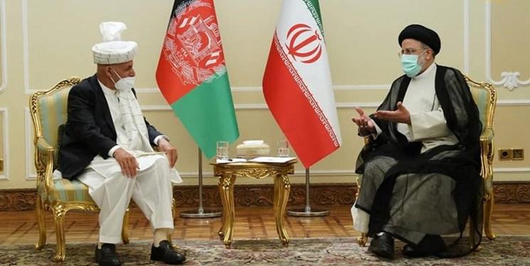 آیت الله رئیسی: افغانستان جایگاه بالایی در سیاست خارجی ایران دارد