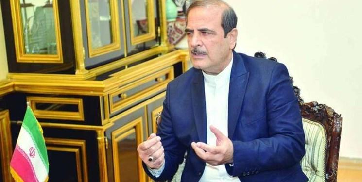 سفیر تهران در کویت: اتهامزنی به ایران، وضعیت منطقه را پیچیده میکند