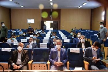 مراسم تحلیف اعضای شورای ششم شهر اراک