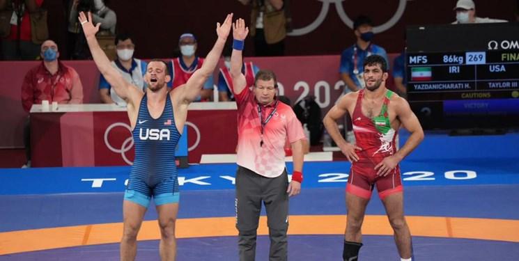 المپیک توکیو| حمایت باروز از یزدانی/او نباید شرمنده باشد