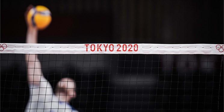 المپیک توکیو| فینالیستهای والیبال المپیک مشخص شدند