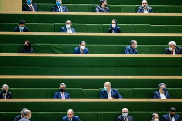 مهمانان کشور های خارجی در مراسم تحلیف رئیسجمهور