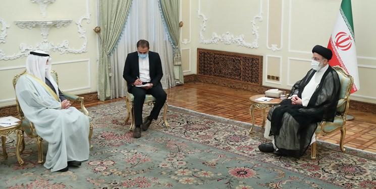 رئیسی: باید با همکاری هم صفحه جدیدی در عرصه همکاری میان کشورهای منطقه را بگشاییم