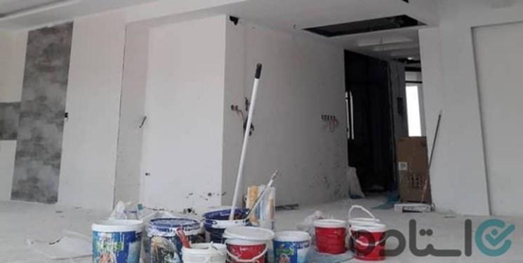 نقاشی ساختمان در استاده: قیمت نقاشی ساختمان در سال ۱۴۰۰